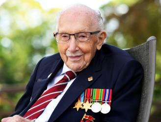 Britten nemen op indrukwekkende wijze afscheid van 100-jarige coronaheld Tom Moore