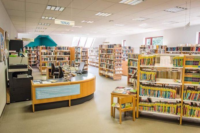 In het aanbod zullen ook boeken zitten die uit de collectie van de bibliotheek geschrapt werden.