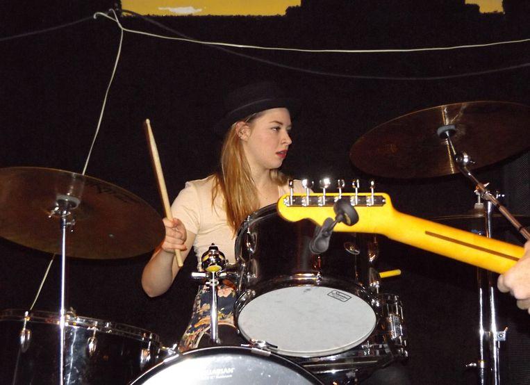 Sarah Papenheim was als drummer een bekende verschijning in de muziekgemeenschap in Minnesota.