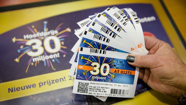 Het andere lot met een waarde van 15 miljoen werd in Zwolle verkocht Beeld ANP