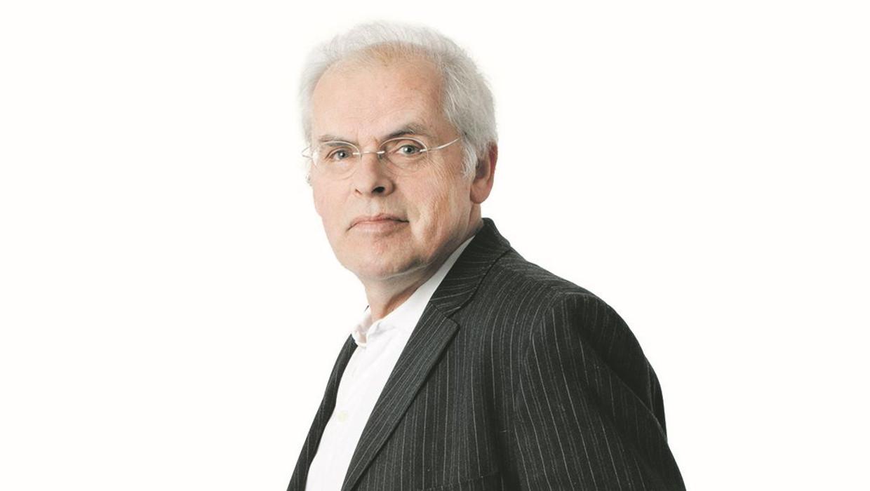 Bert Keizer Beeld Trouw
