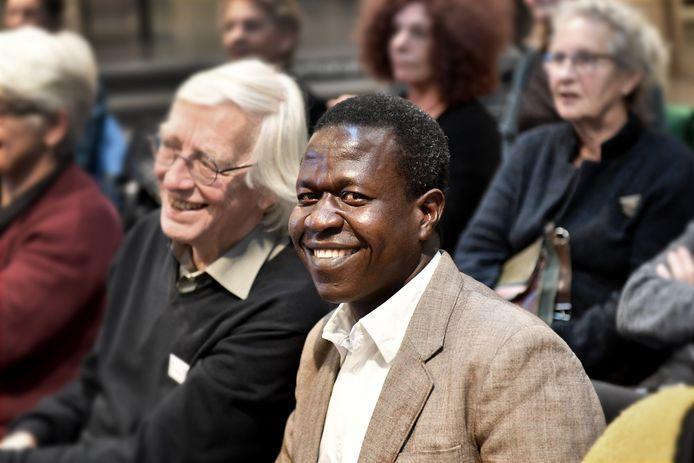 William uit Oeganda was de tiende gast van Shelter City Nijmegen.