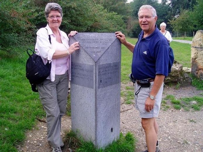 Het echtpaar Vesters liep een groot deel van het Pieterpad en vertelt er nu voor de allerlaatste keer over.
