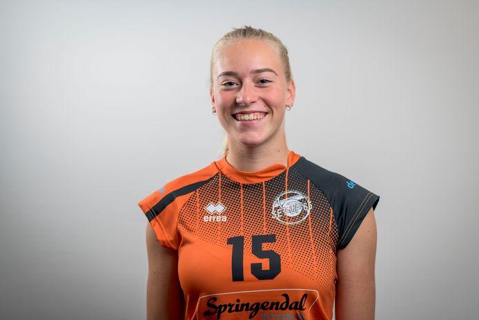 Evie van Kerkvoorde.