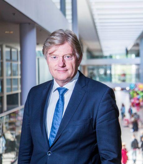 Van Rijn: Het zou me verbazen als er meer ziekenhuizen omvallen