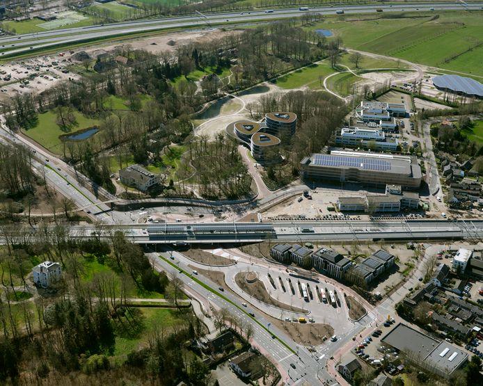 Station Driebergen-Zeist.