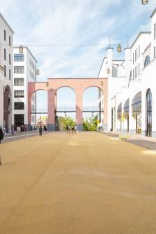 Amersfoort kan zeker 9100 woningen bouwen aan en bóven het spoor