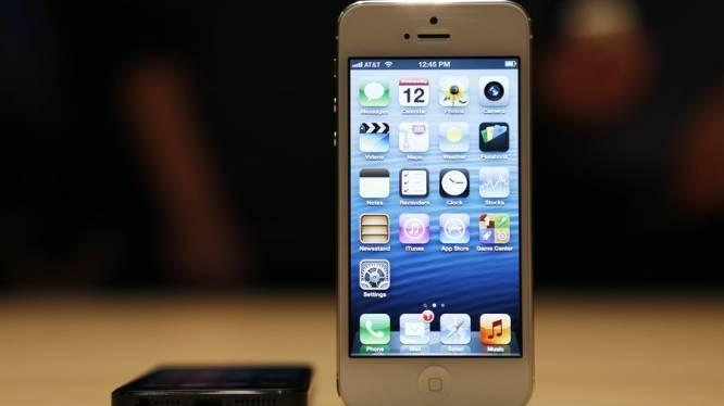 IPhone 5 op eBay voor dubbele prijs