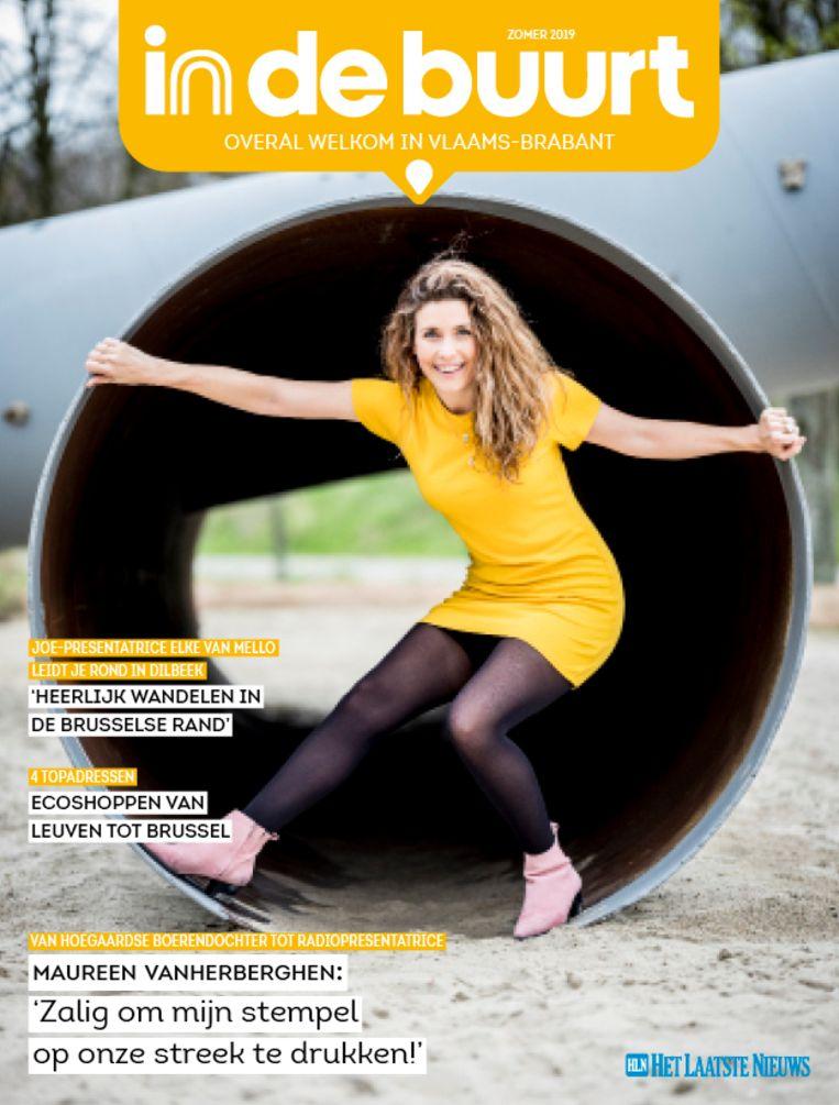 Coverbeeld In De Buurt Vlaams Brabant