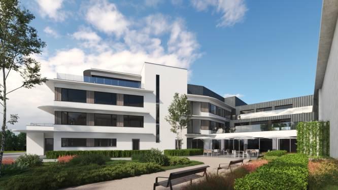 Wzc Sint-Henricus opent in zomer 2024 nieuwe cafetaria met drie terrassen