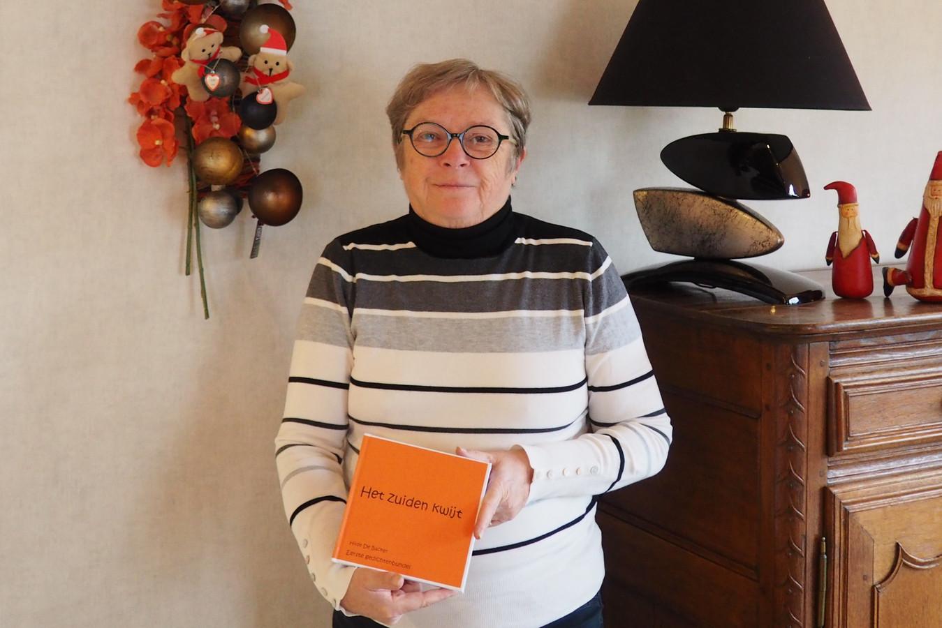 Hilde De Backer uit Lede schreef een eerste dichtbundel.