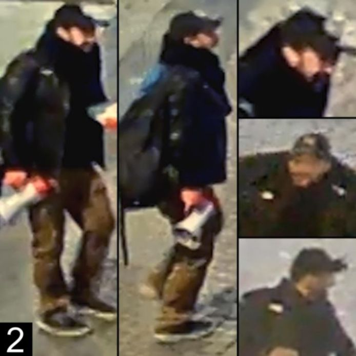 Deux individus recherchés à Liège pour incendie volontaire.
