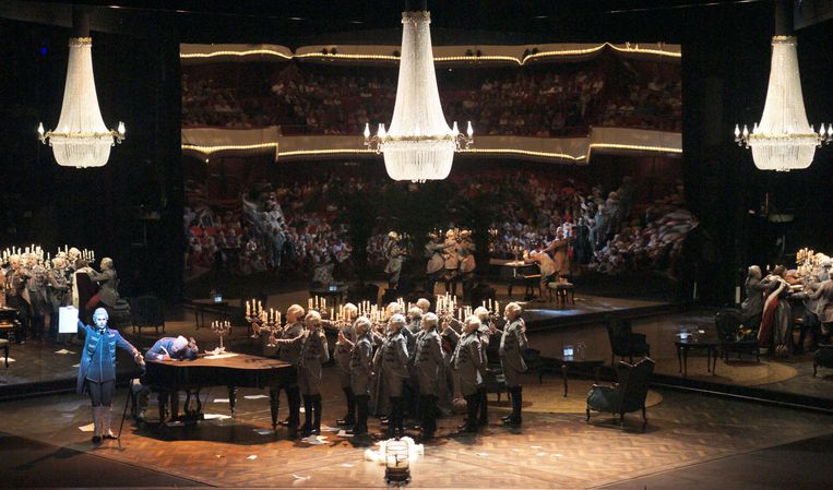 De Nationale Opera Beeld TRBEELD