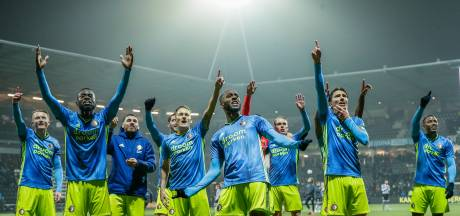 Genoeg aan 27 minuten? Geen club scoorde vaker in eerste halfuur dan Feyenoord