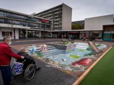 Arnhems winkelcentrum Presikhaaf  brengt spartelbad van toen tot leven