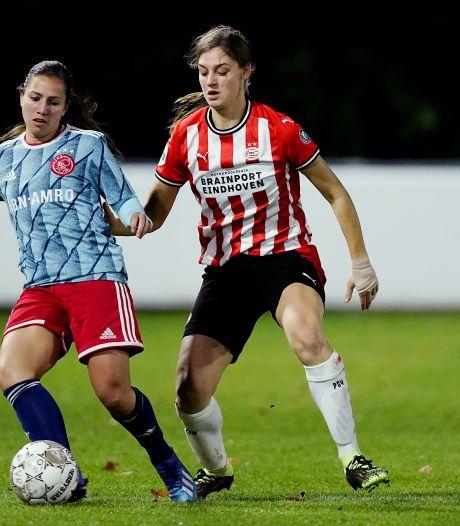 PSV toont strijdlust in testcase met Ajax: 'Zelfde laten zien tegen Barcelona'