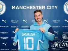 Manchester City annonce l'arrivée de Jack Grealish pour un montant record