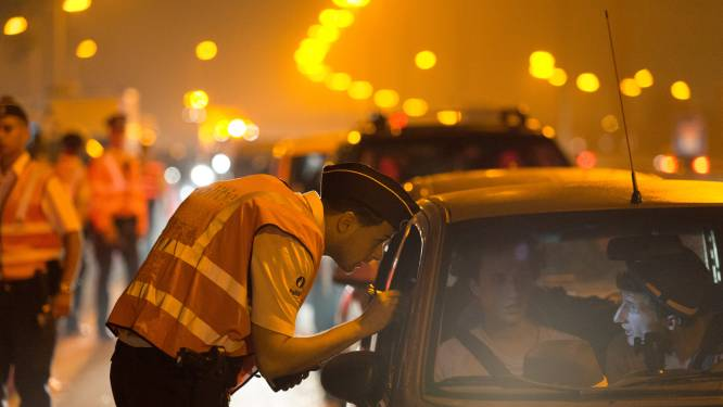 Veertien bestuurders testen positief bij alcoholcontroles