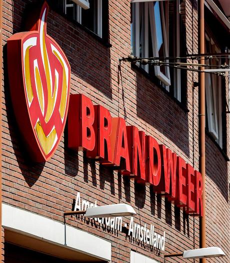 Amsterdamse brandweerman: huwelijk met leiding gestrand