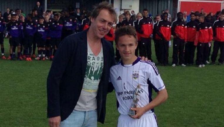 Michiel De Looze werd enkele jaren terug uitgeroepen tot beste speler van het Golden Talent Tournament.