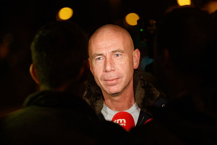 Advocaat Pol Vandemeulebroucke.