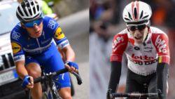 """Belgische rondetalenten Evenepoel en Lambrecht krijgen taaie kluif aan Bernal: """"Aan ons om hem ooit eens te verslaan"""""""