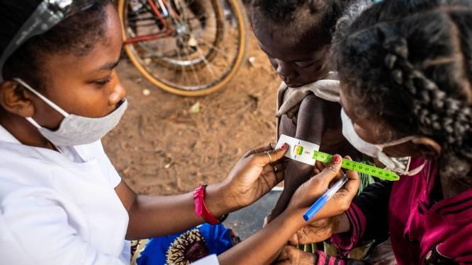 Voedselcrisis in Madagaskar bedreigt honderdduizenden mensen, vooral kinderen