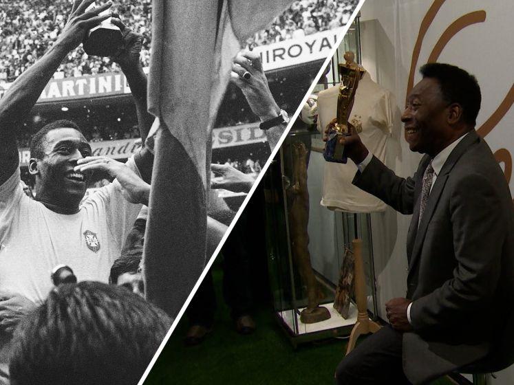 Met FC Twente-speler Danilo vertelt Guus over 80-jarige Pelé