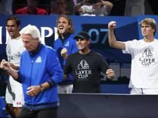 Team Europa wint ook derde editie Laver Cup
