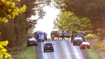 Auto rijdt drie Amish-kinderen in rijtuig dodelijk aan