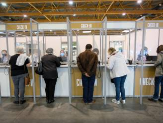 Vaccinatiecentrum Heizel: nog drukte bij callcenter, zaterdag naar 3.000 vaccinaties