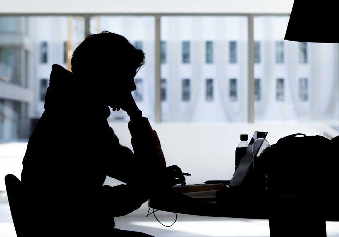 Aanzienlijk meer jongeren kregen tijdens de tweede lockdown antidepressiva voorgeschreven.