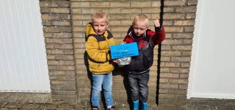 Etten-Leur tast toch in buidel voor afgebrand speeltoestel: 'We verdubbelen ingezameld bedrag'