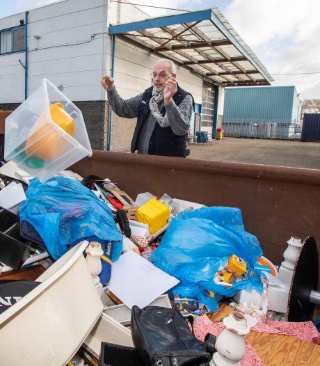 Kringloopwinkels moeten afval nog laten verwerken: 'Dit gaat ten koste van onze opbrengst'