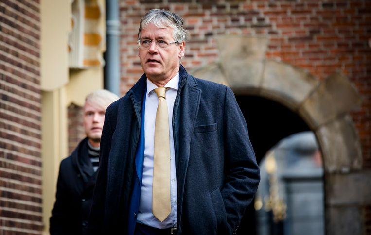 Minister Arie Slob. Beeld ANP
