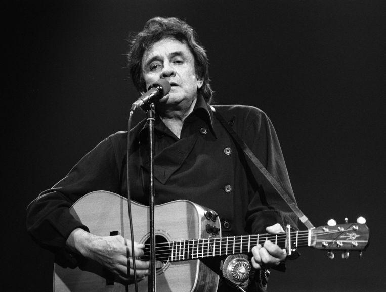 Johnny Cash zond Gordon Jenkins bijvoorbeeld een enveloppe met 75.000 dollar om een zaak van plagiaat in der minne te regelen. Beeld EPA