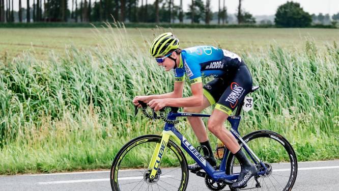 """Emiel Verstrynge naar Ronde van Aosta: """"Eerste rittenkoers ooit én mijn debuut in het hooggebergte"""""""
