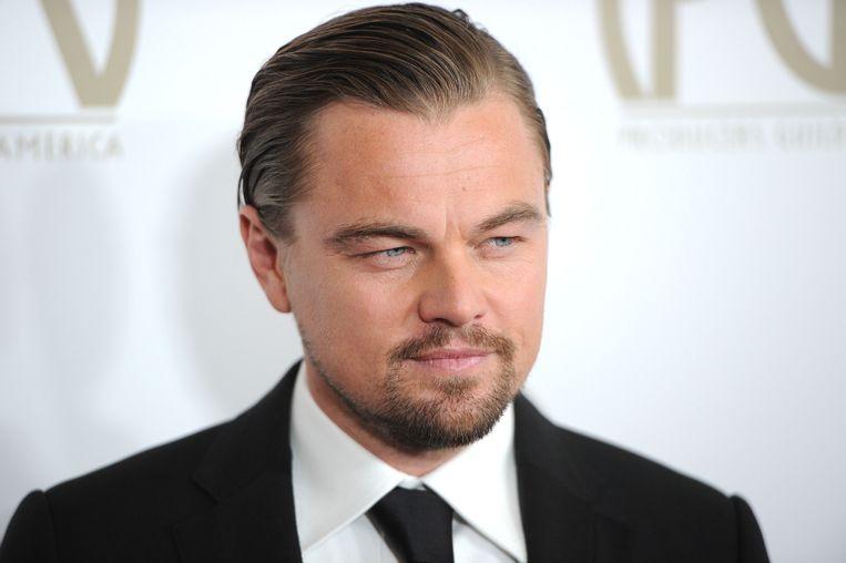 Leonardo DiCaprio Beeld AFP