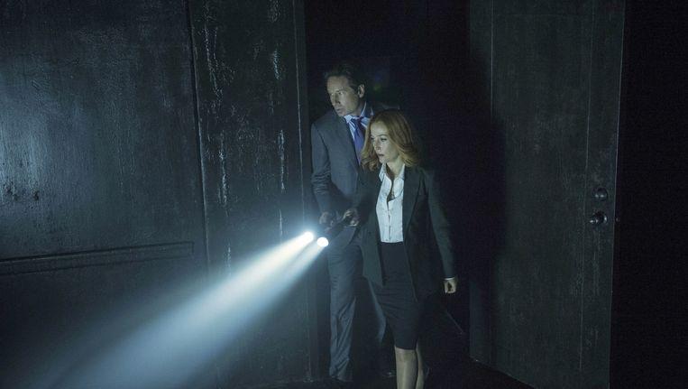 The X-Files. Beeld rv