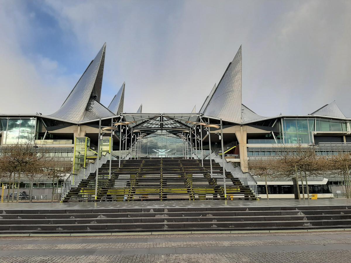 De rechtbank in Antwerpen