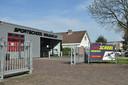 De verenigingen verhuizen mogelijk naar het pand aan de Reigerbosweg 12, waar nu Sportschool Waalwijk nog gevestigd zit.