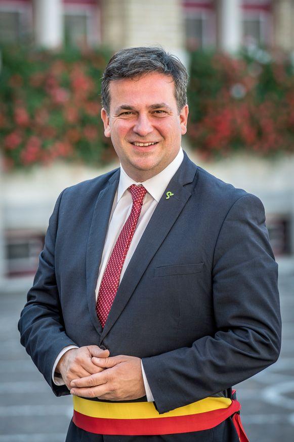 Roeselaars burgemeester Kris Declercq.