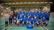 G-voetballers van K.V. Kester-Gooik spelen voortaan in juiste clubkleuren