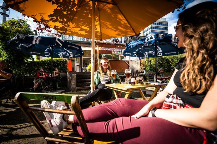 Café Bosch in Arnhem is een broedplek met fijn eten
