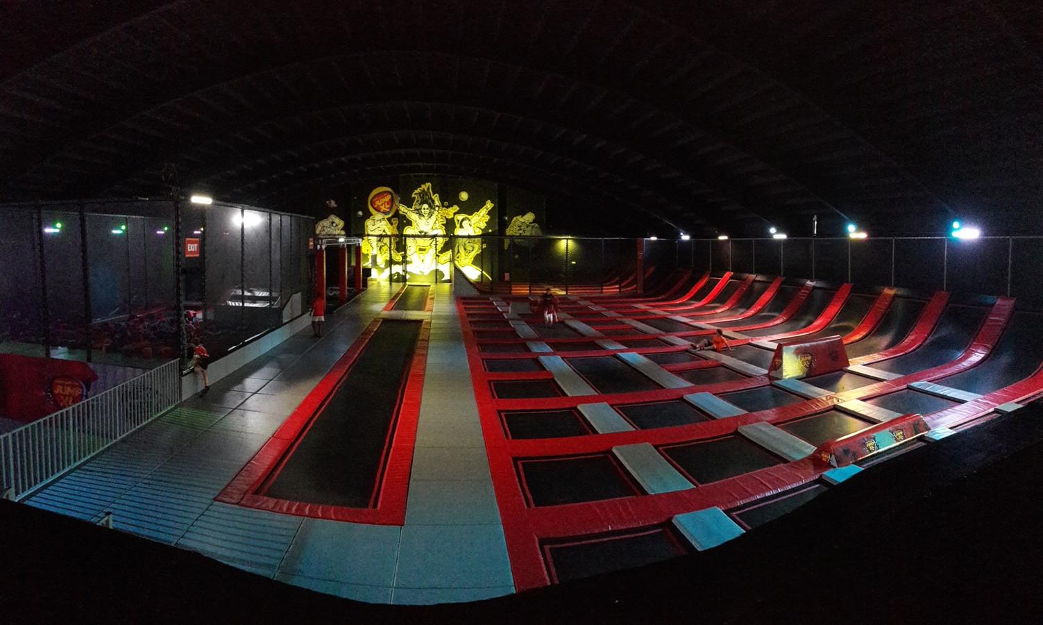 Jump XL Waalwijk.