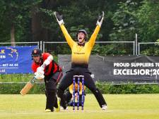 Excelsior'20-voorzitter Luuk van Troost verbaasd over besluit cricketbond: 'Het is natuurlijk bizar'
