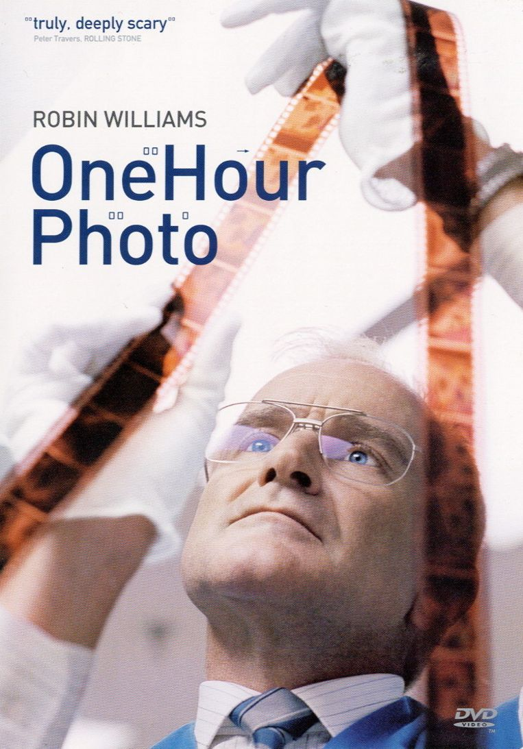 Filmposter One Hour Photo Beeld -
