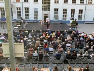 """Feestenlocatie Sint-Barbara getest en goedgekeurd: """"Volgend jaar doen we dit opnieuw"""""""