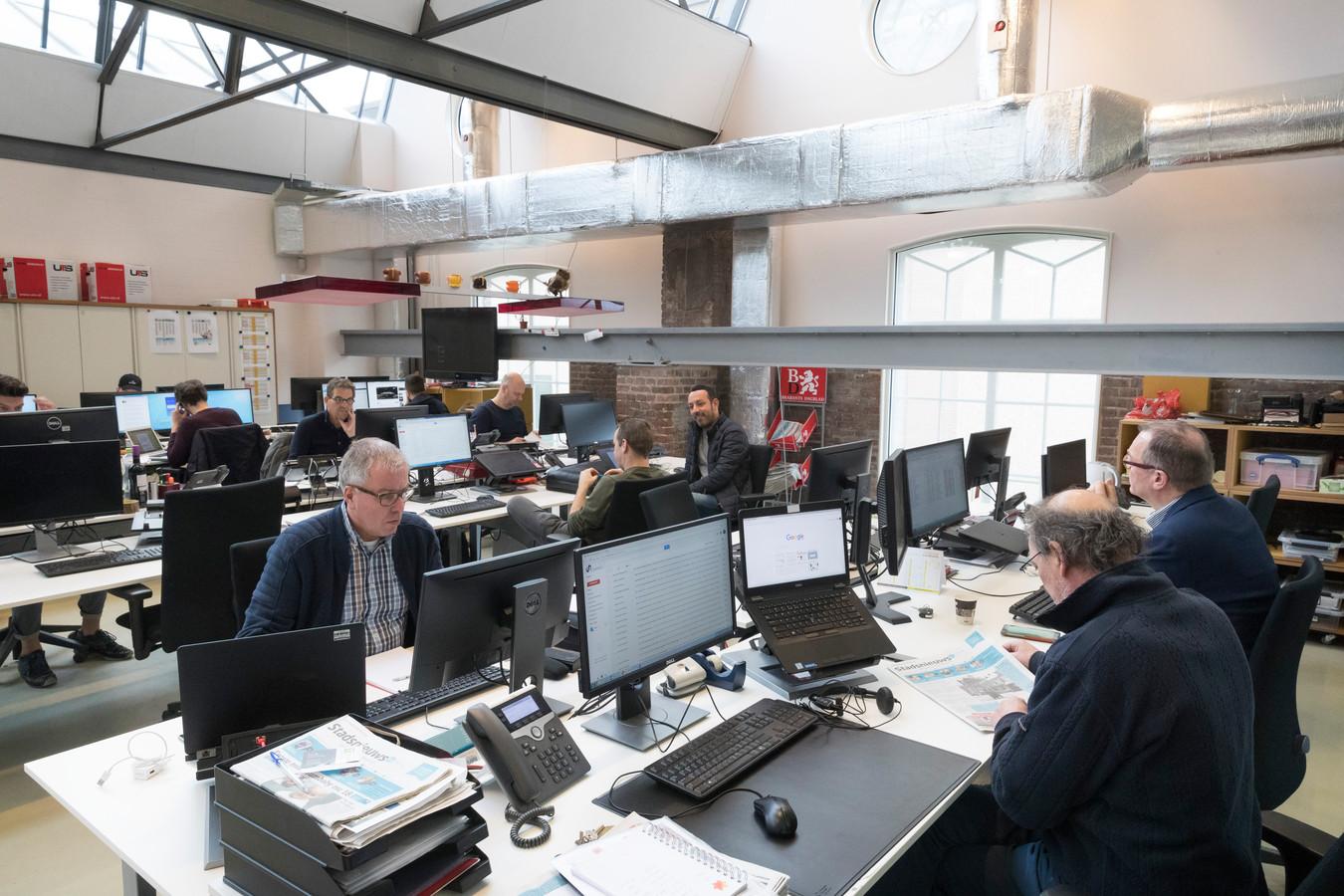 Redactie van het Brabants Dagblad