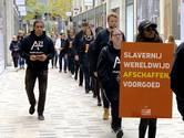 Walk for Freedom opent ogen van winkelend Tilburg: 'Slavernij? Bestaat dat nog?'